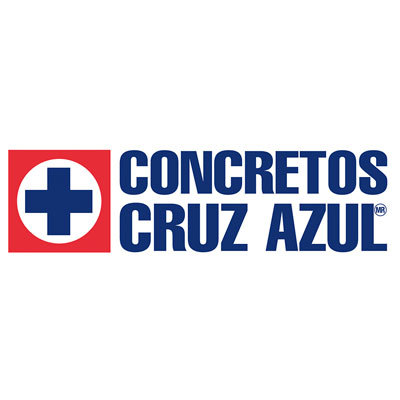 Logo de Concretos Cruz Azul